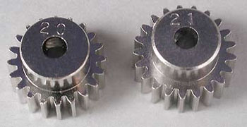 Tamiya AV Pinion Gear Set 20T/21T 49 50356