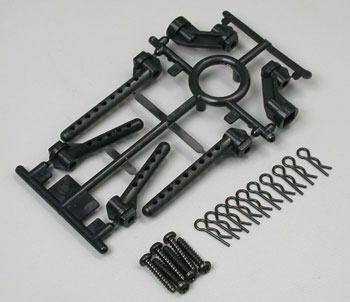 Tamiya Body Mount Set Skyline 50482