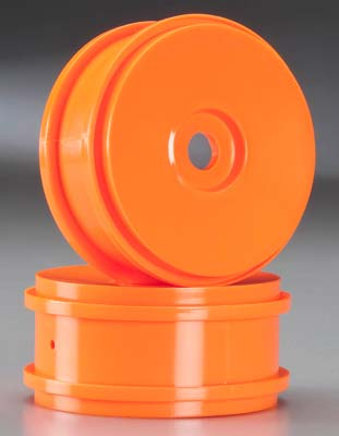 Thunder Tiger Velocity Wheel Orange EB-4 PD6602-O