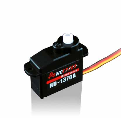 Сервомеханизм Power HD-1370A Micro Servo - 5.61 руб.