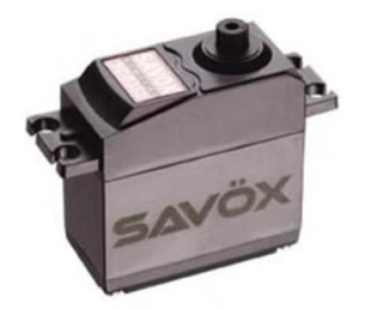 Сервомеханизм Savox SC-0352 Digital 4.2-6.5 кг/см - 24.36 руб.