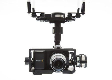 Подвес DJI Zenmuse Z15-BMPCC для камеры Black Magic Pocket Cinema Camera - 2564.34 руб.