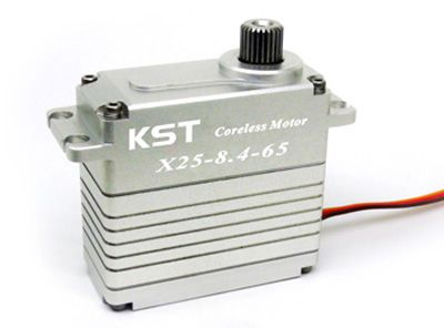 Сервомеханизм KST X25-8.4-55 HV Digital Servo